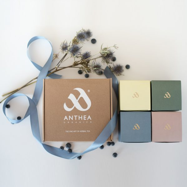 Anthea organics συσκευασία δώρου