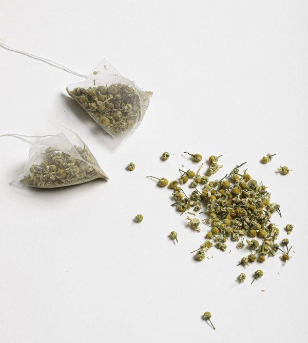 βιολογικό χαμομήλι bulk tea bags