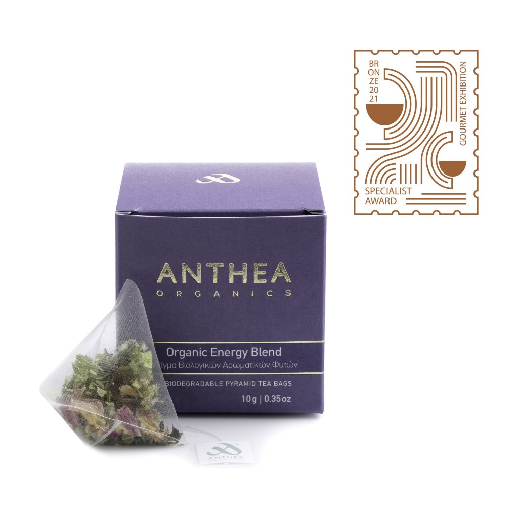 Anthea organics energy blend