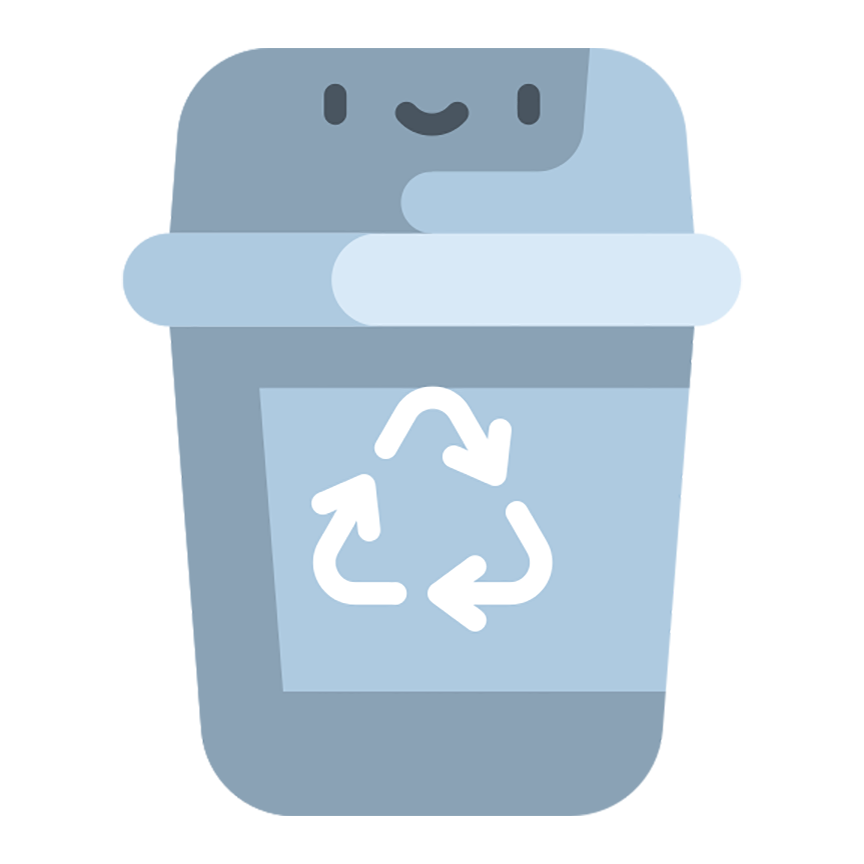 Put in recycle bin